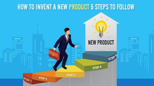 How To Invent A New Product in 5 Simple Steps