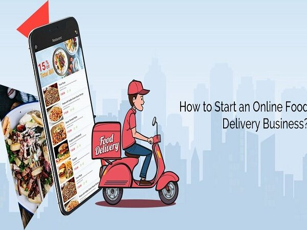 How to start an online food delivery business